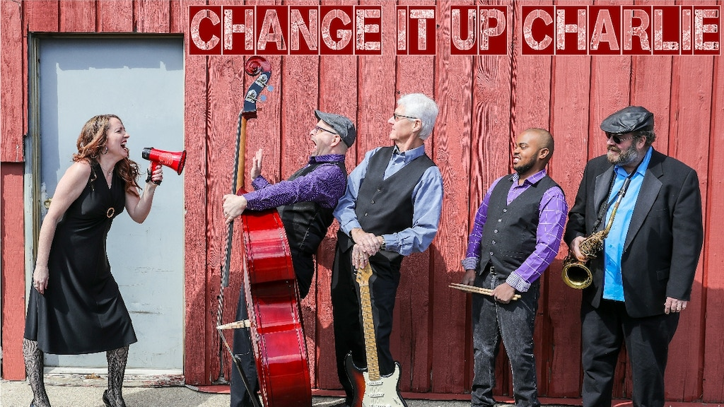 """Change it up Charlie's 2nd CD """"...With Benefits"""" project video thumbnail"""