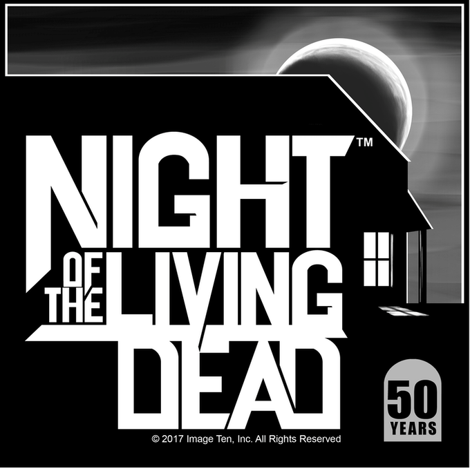 This is an Officially Authorized NIGHT OF THE LIVING DEAD product