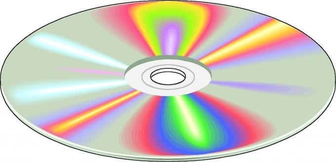 Artist impression of under side of Slay Duggee Album CD