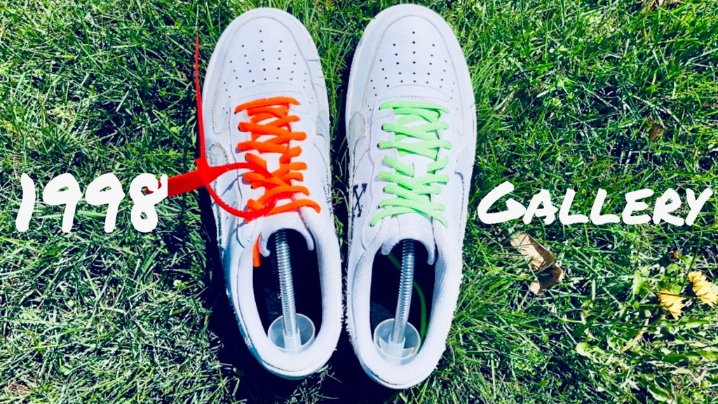1998Gallery Vintage Custom Apparel and Sneaker start-up