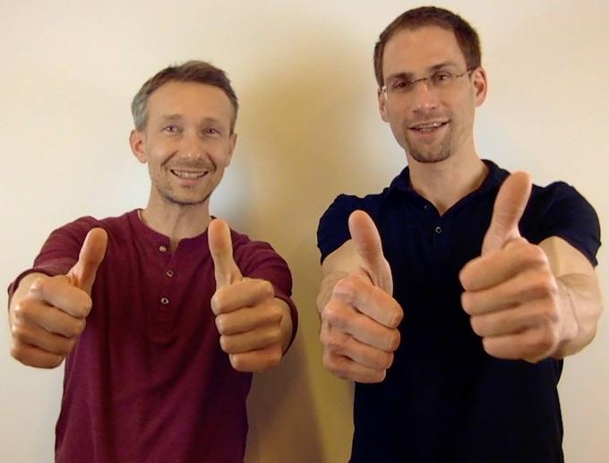 Marcus Hölzl & Jonathan Mittermair