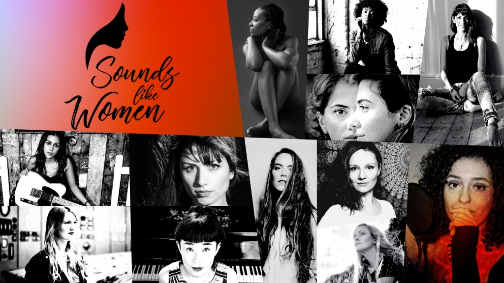 Sounds Like Women - Songs Without Violence & Of All Colours