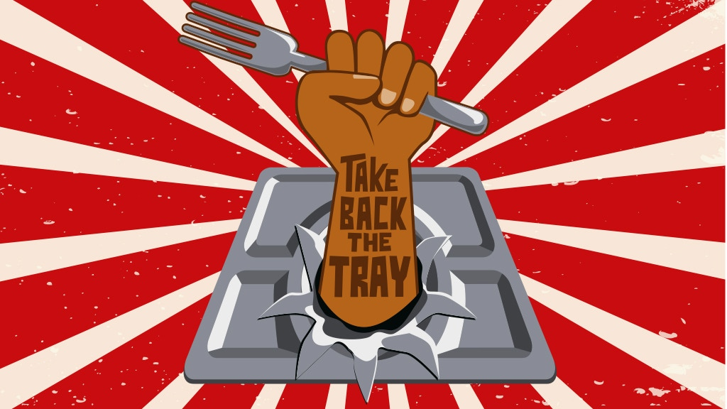 Take Back the Tray project video thumbnail