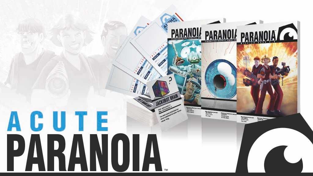ACUTE PARANOIA: A box full of treason and summary executions project video thumbnail