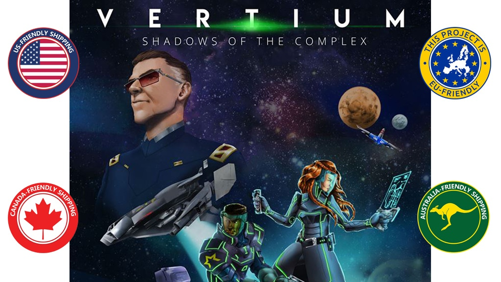 VERTIUM: Shadows of the Complex project video thumbnail