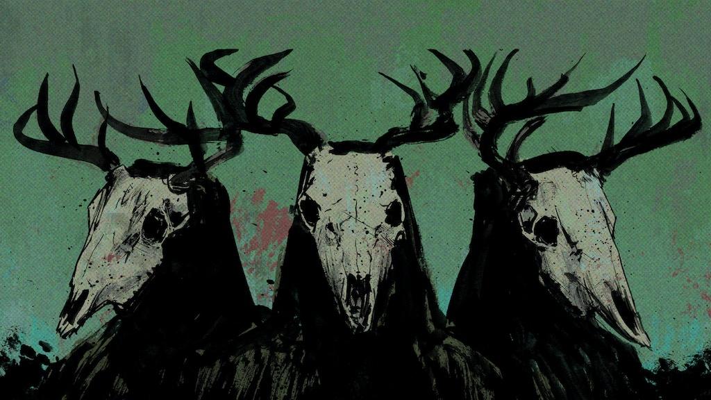 Wendigo Wood #1 - A Folk Horror Comic. project video thumbnail
