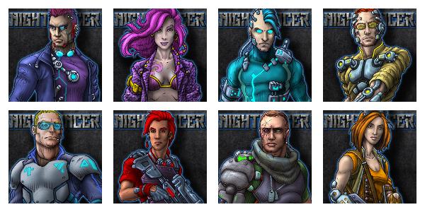 Nightlancer avatar pack link