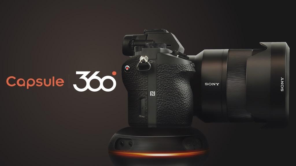 Capsule360: Versatile Time-lapse & Video Motion Control Box project video thumbnail