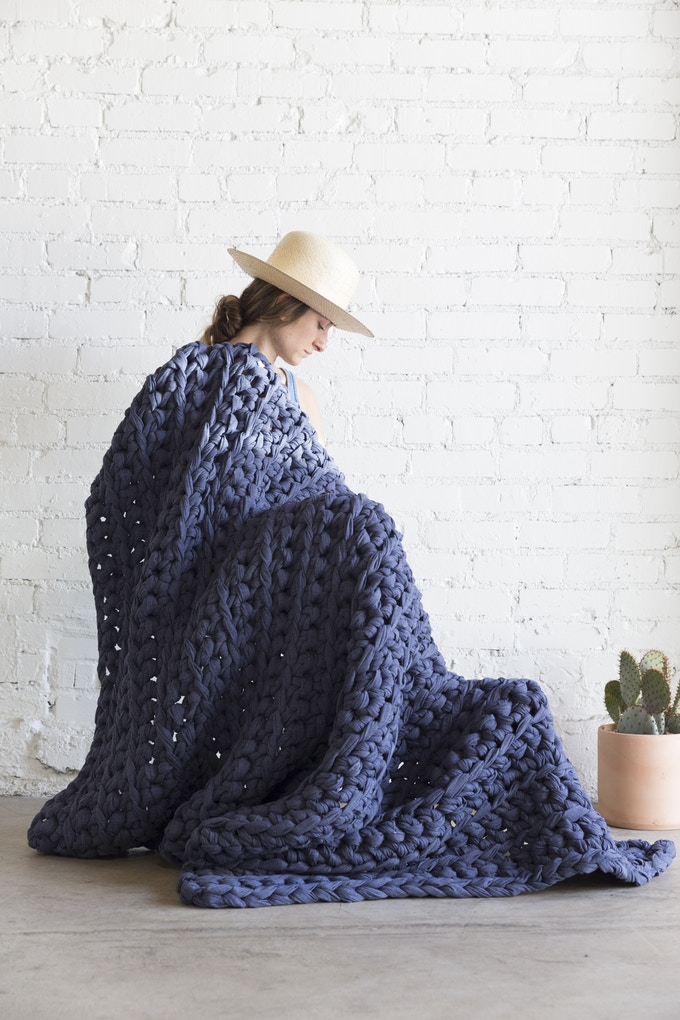 Soft and durable, our beautifully handcrafted blankets drape perfectly over your entire body