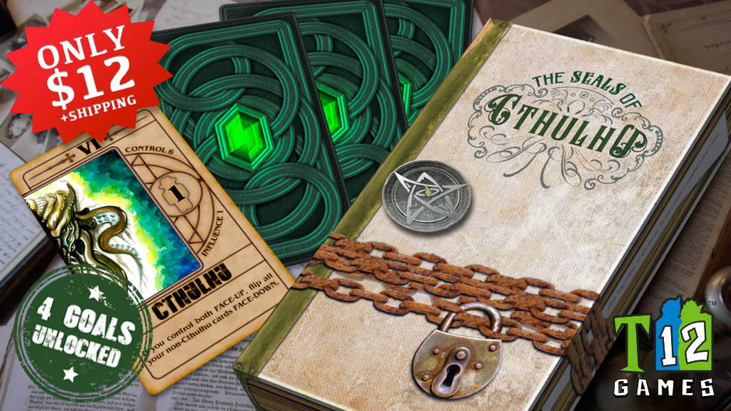 The Seals of Cthulhu project video thumbnail