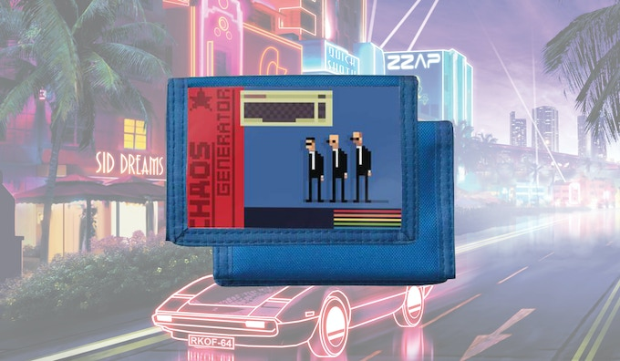 Add €12 per 1980s wallet to your pledge