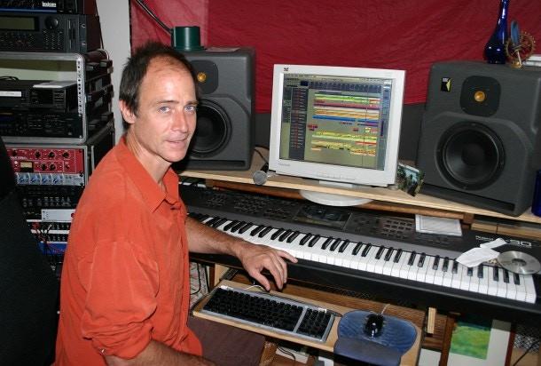 John McDowell, piano