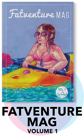 Fatventure Mag, Volume 1 ($5: PDF, $15+: Physical Copy & PDF)