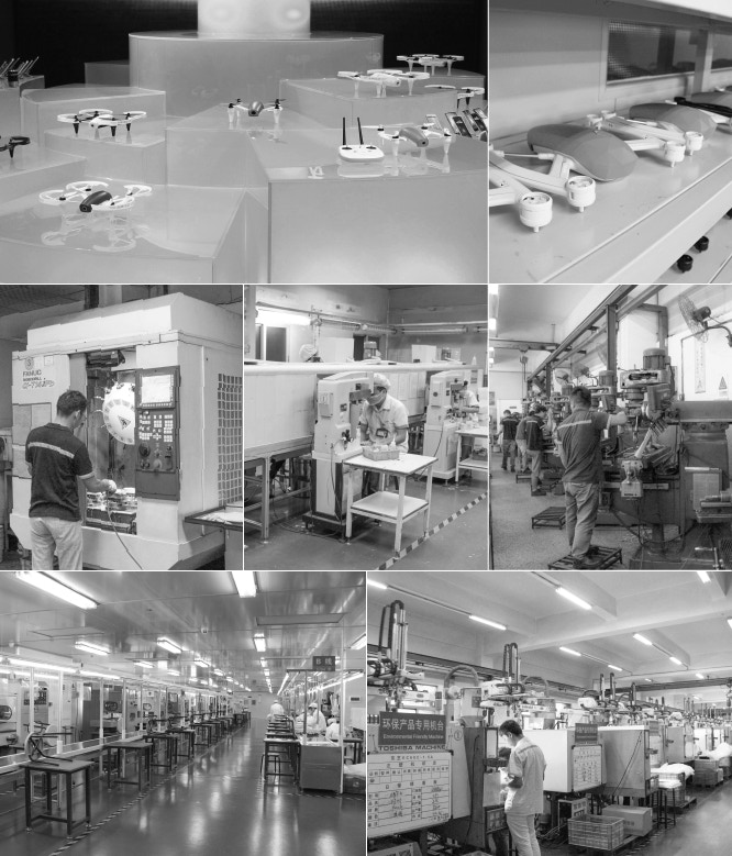 HighGreat factory