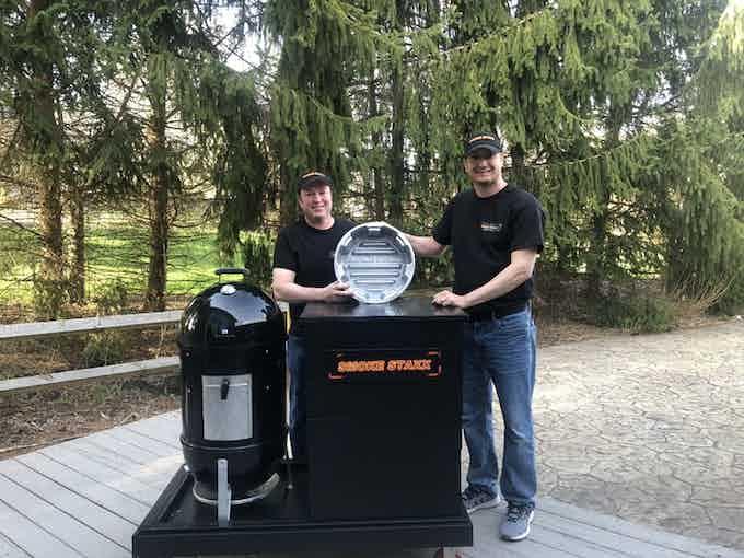 Co-Inventors - Brian Halasinski & Kirk Hyust