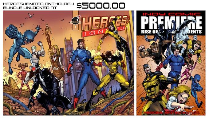 Heroes: Ignited Bundle