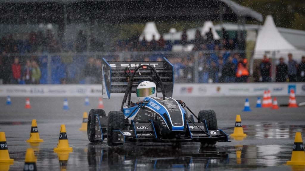 Formula Student: ETSEIB Motorsport (UPC Barcelona)