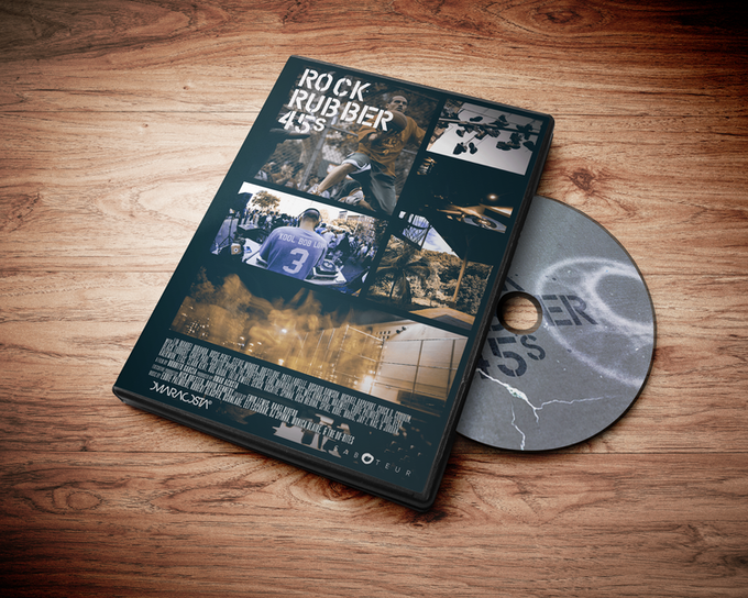 Rock Rubber 45s DVD