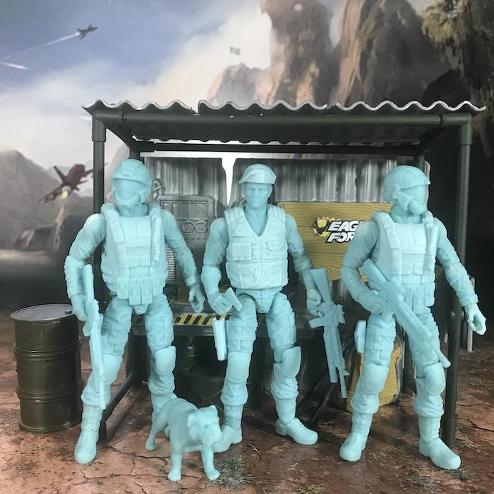 Sgt. Bulldog and the Bulldog Brigade