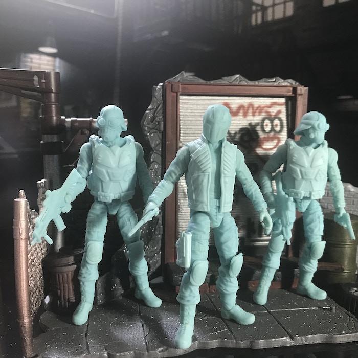 Ultima Thule and R.I.O.T. Commandos