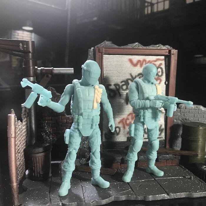 Fireball and Firebug Trooper