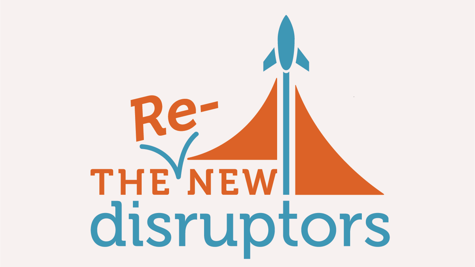 Funding a new year of The New Disruptors: a podcast about creators connecting with audiences. New episodes started August 2018!