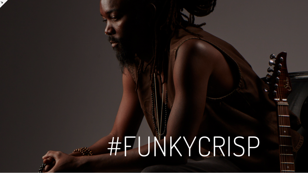 Amadou Gaye Debut Album: #FunkyCrisp