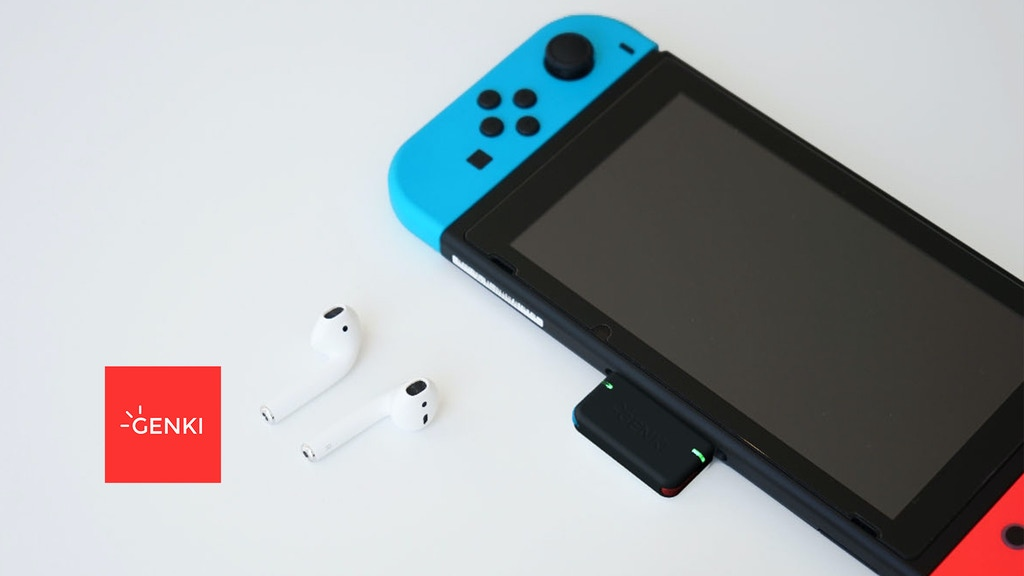GENKI: Bluetooth Audio for the Nintendo Switch project video thumbnail