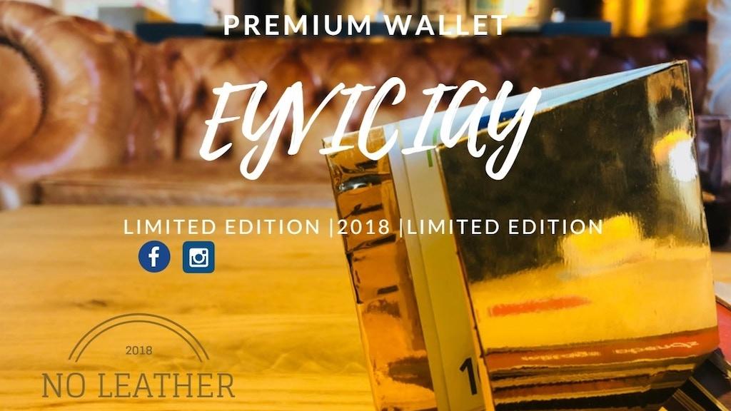 EYVICIAY Premium-Wallet