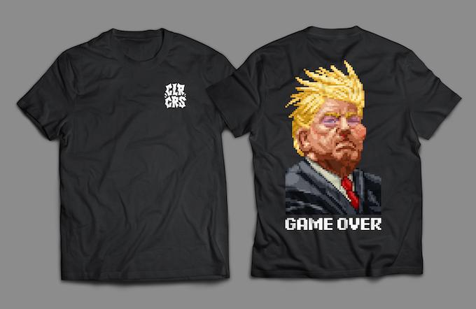 T-Shirt Reward MockUp (Front & Back)