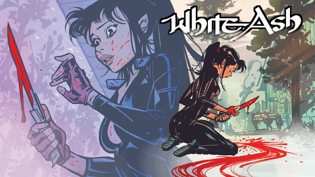 White Ash #1-3