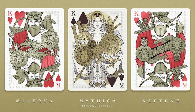 King of Ithaca, Minerva vs Neptune and King of Vendetta