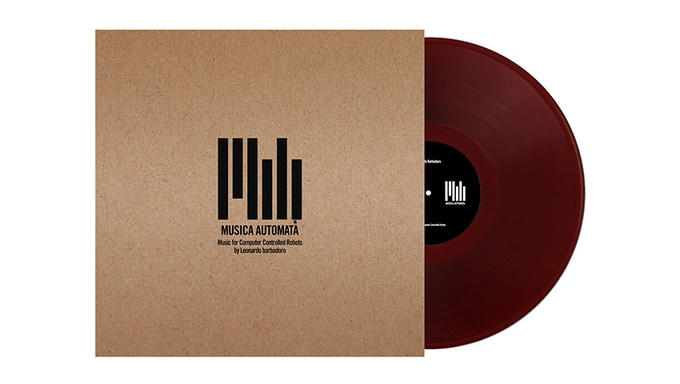 Red Vinyl (first 50 copies) included only in the Limited Fan Package