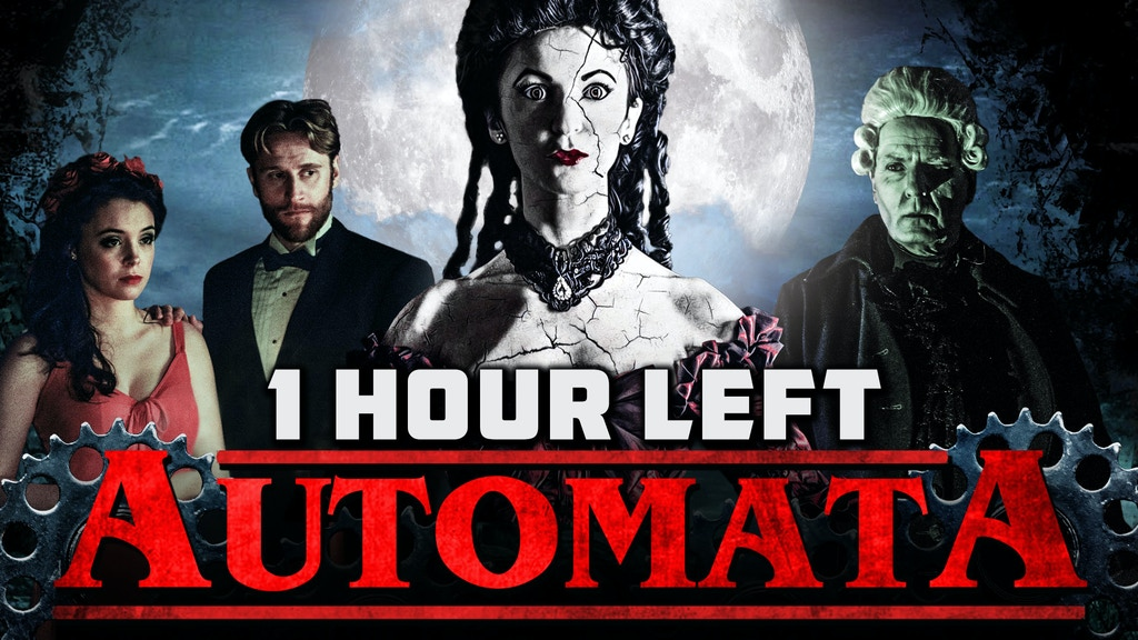 Automata (Feature Film) Gothic Lovecraft Horror Campaign project video thumbnail