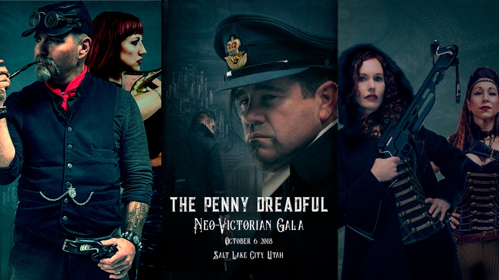 The Penny Dreadful Neo-Victorian Gala