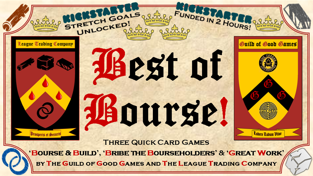 'Best of Bourse' card games project video thumbnail