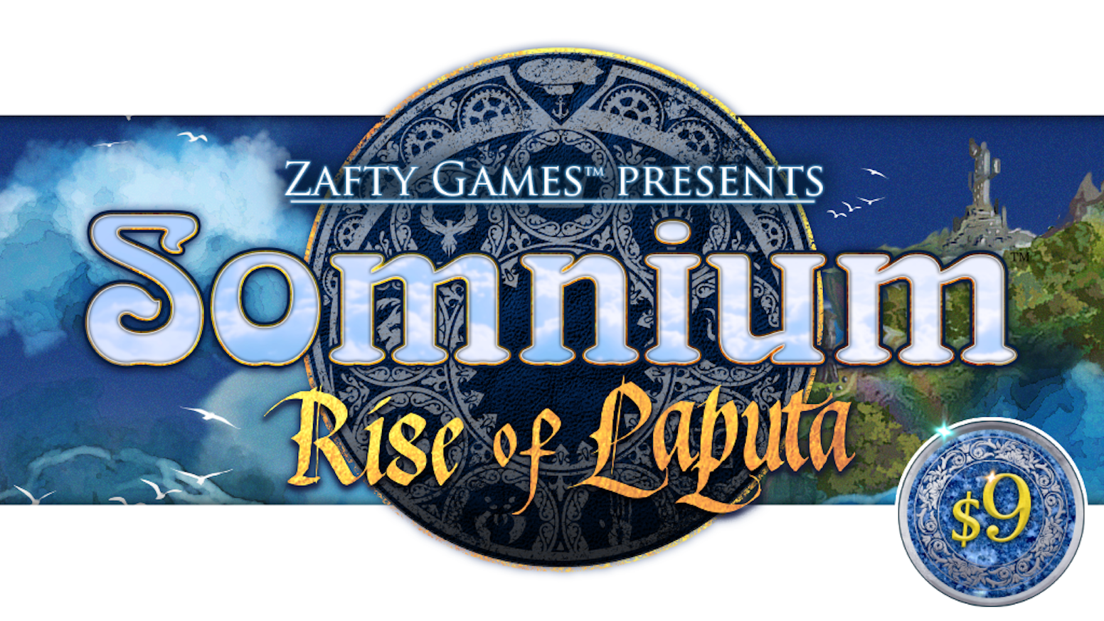 A newly discovered continent awaits you! Recruit nobility & sabotage rivals to become the ruler of Laputa in this 15 minute game.