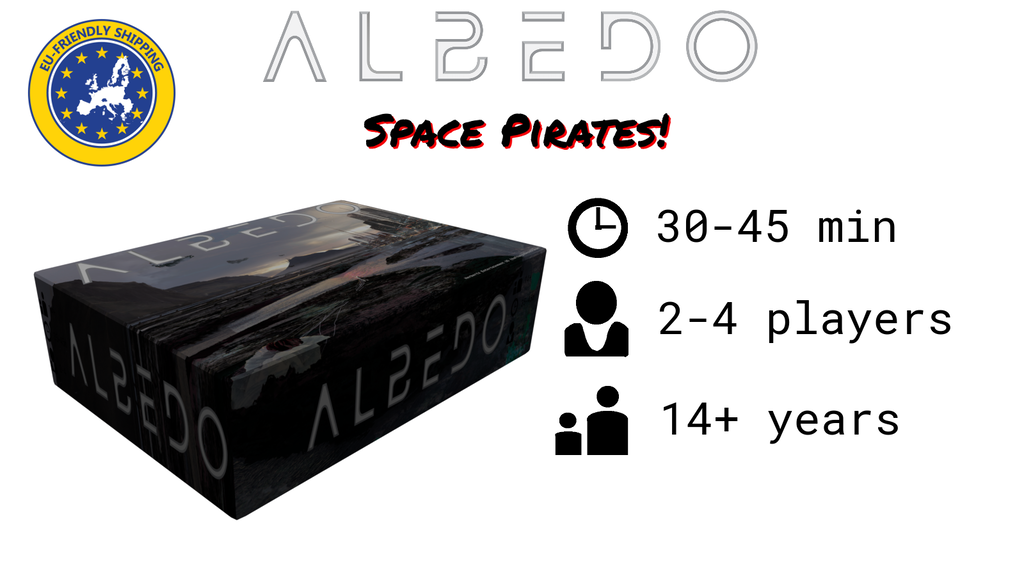 Albedo: Space Pirates! project video thumbnail