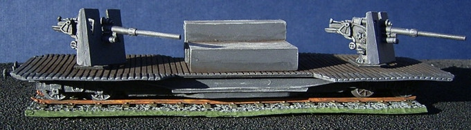 Another example with the trackbed