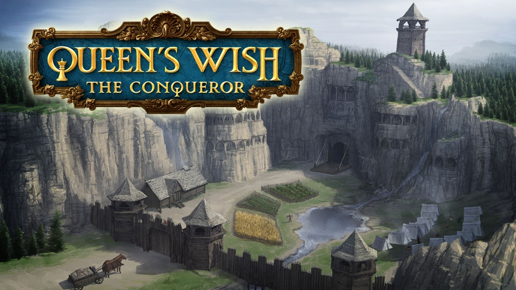 Queen's Wish: The Conqueror project video thumbnail