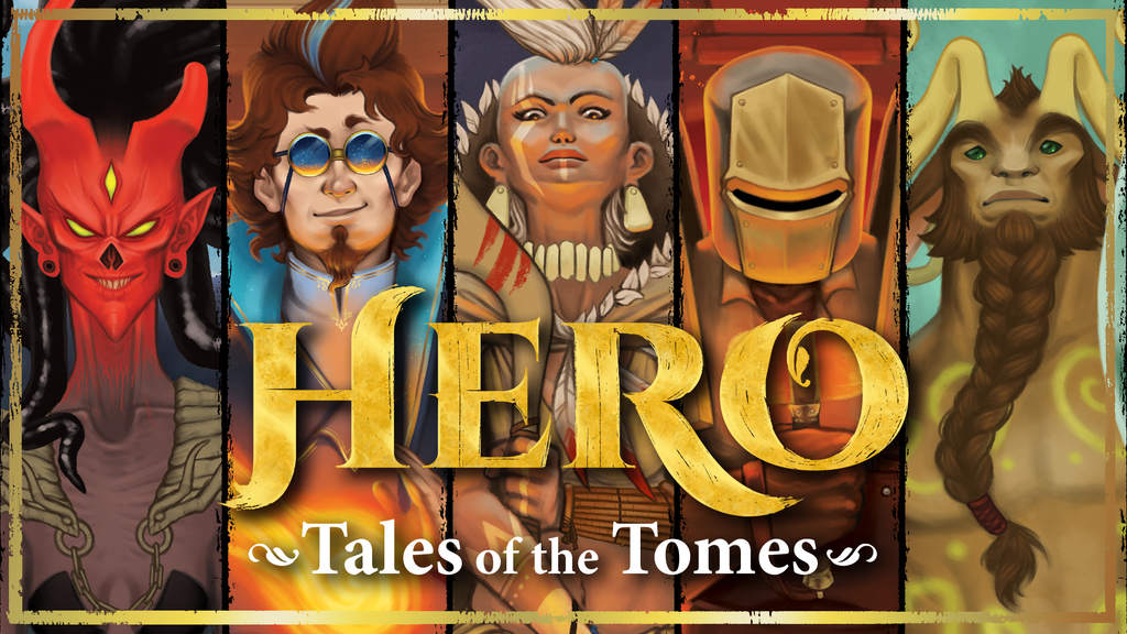 Hero: Tales of the Tomes project video thumbnail