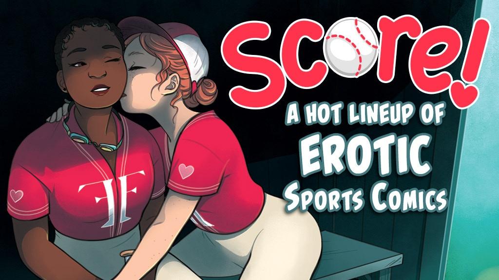 SCORE! - Erotic Sports Comics Anthology project video thumbnail