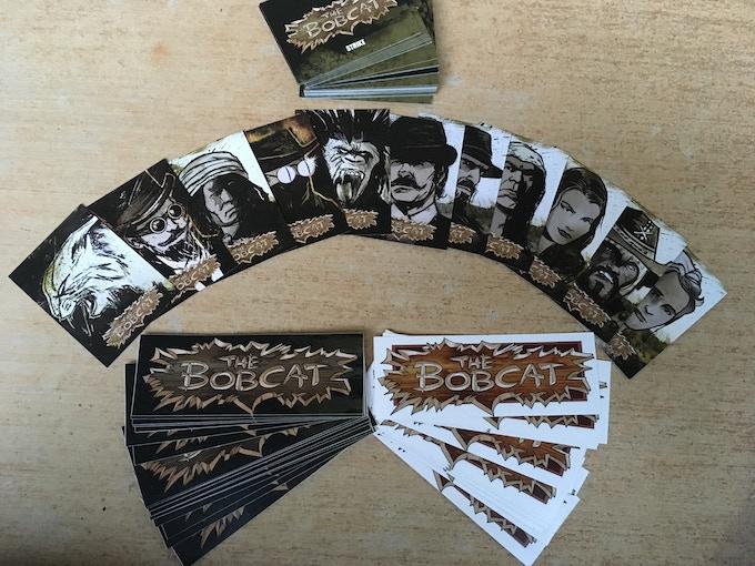 Trading Cards & Vinyl Decals