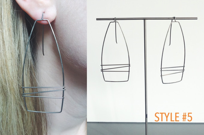 STYLE #5 earrings