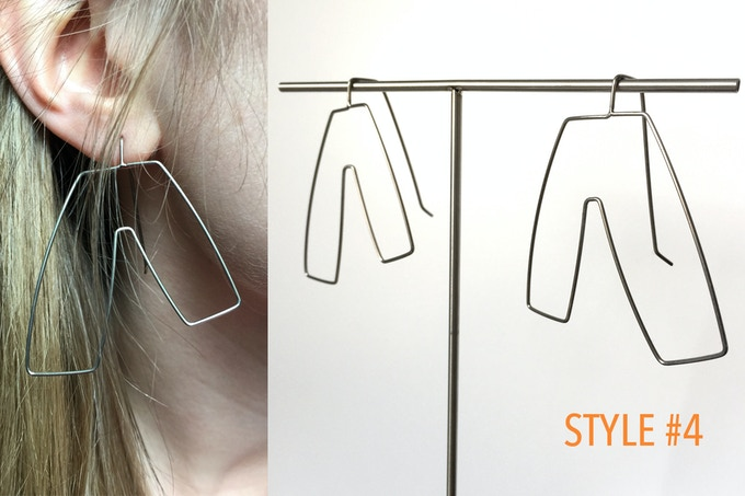 Style #4 earrings