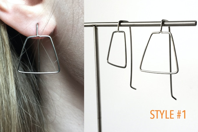 Style #1 earrings
