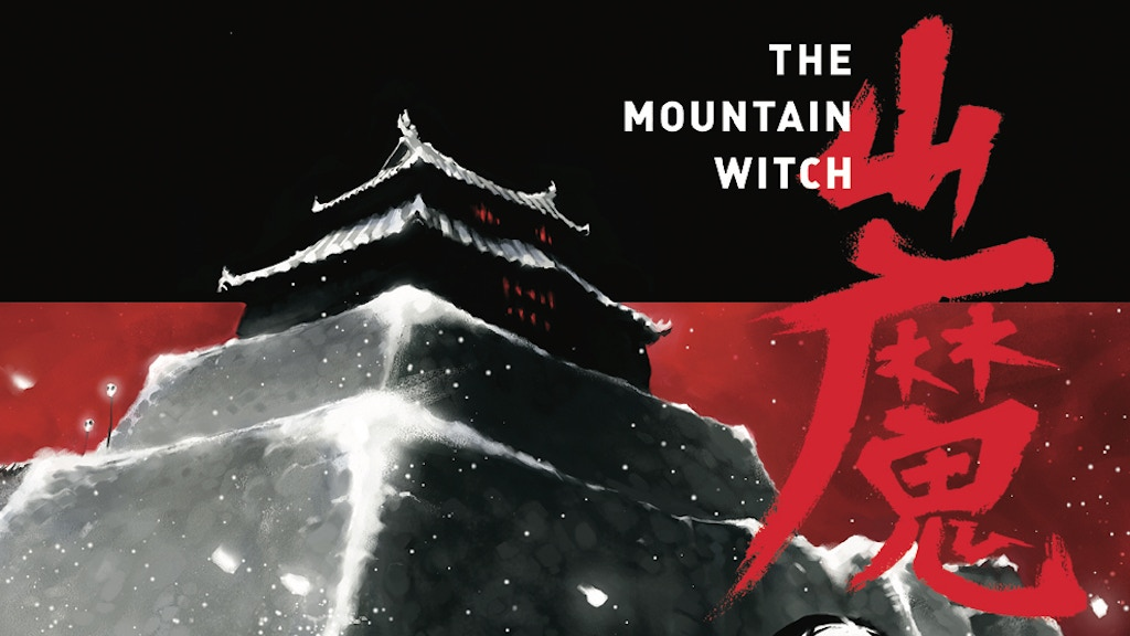 The Mountain Witch: Samurai Blood Opera in Mythical Japan project video thumbnail