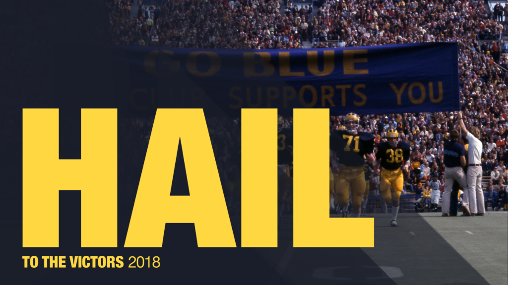Hail To The Victors 2018: A Michigan Football Preview