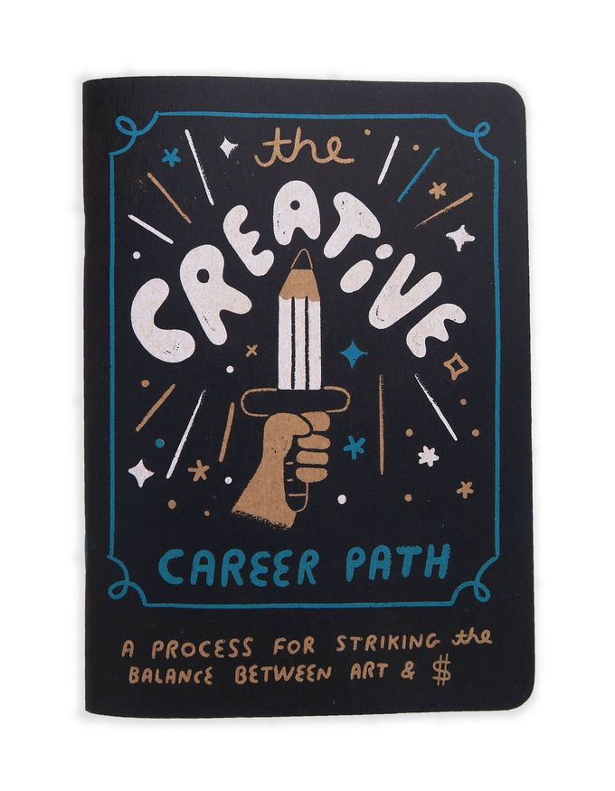 The Creative Career Path Handbook