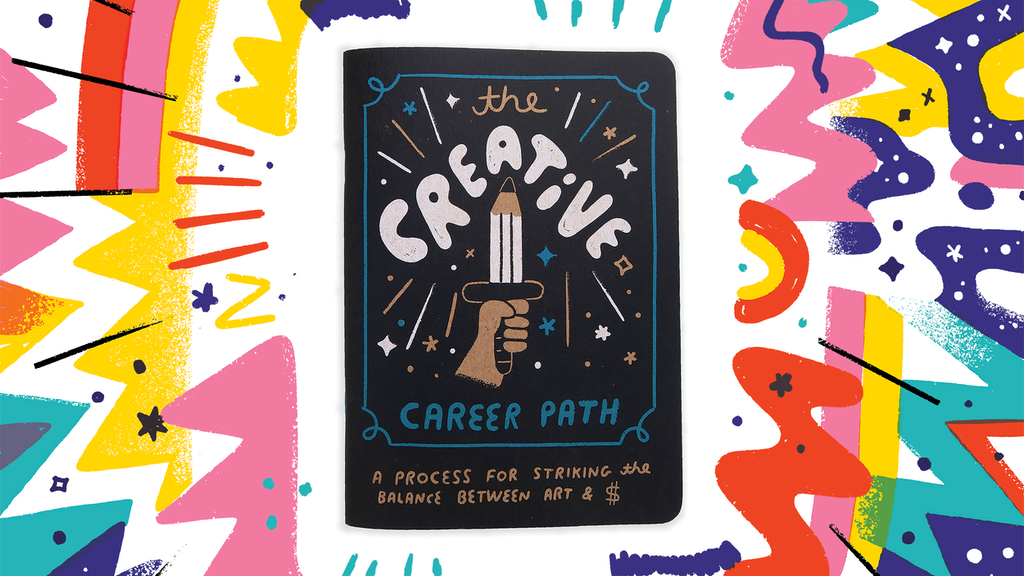 The Creative Career Path Handbook project video thumbnail